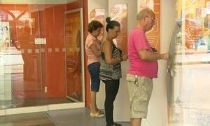 Pagamentos de aposentados e pensionistas não foram regularizados