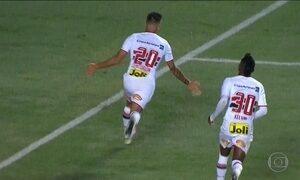 São Paulo goleia Toluca por 4 a 0 na Libertadores