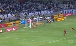Cruzeiro vence e avança na Copa do Brasil