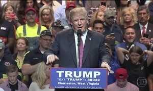 EUA realizam prévias das eleições presidenciais em Nebraska e Virgínia Ocidental