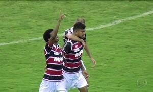 Confira os gols do primeiro domingo do Brasileirão 2016