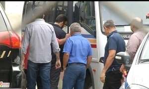 Dezessete pessoas são presas na 3ª fase da Operação Mar de Lama