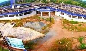 Hospital em Goiás está em construção há 15 anos