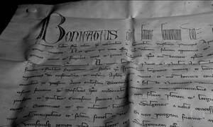 Bulas papais saem do arquivo secreto do Vaticano pela primeira vez
