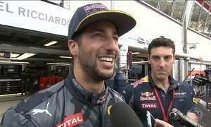 GP de Mônaco terá disputa entre os dois principais pilotos