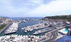 GP de Mônaco de F1 será disputado domingo (29)