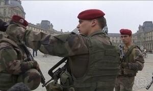 França está em alerta máximo contra ataques terroristas na Eurocopa