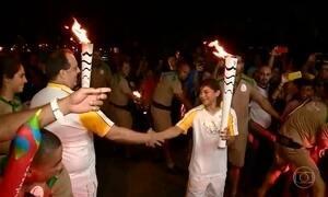 Tocha Olímpica chega ao Piauí
