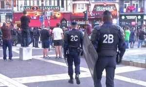 Forças de segurança da França entram em alerta máximo