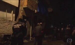 Operação contra tráfico de drogas em Porto Alegre tem 12 presos