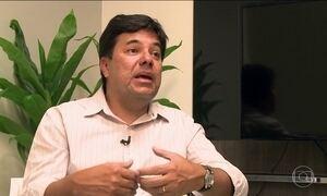 Janot suspeita de recebimento de propina por deputado Mendonça Filho