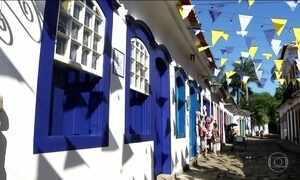 Casa de Música de Paraty (RJ) incentiva a cultura
