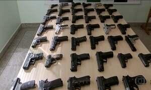 Aumentam os assaltos com armas falsas