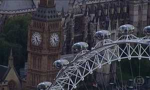 Mercados globais e potências aguardam decisão do Reino Unido
