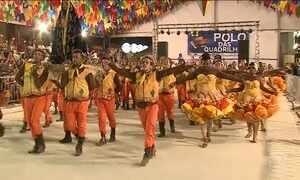 Fogueiras das festas juninas aquecem a economia em Caruaru - PE