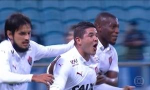 Confira os gols do Brasileirão desta quinta-feira (23)'