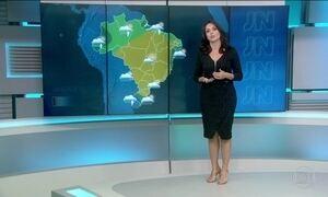 Rio Grande do Sul tem alerta para novos temporais neste domingo (26)