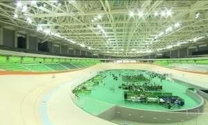 Velódromo é inaugurado neste domingo (26) no Rio