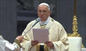 Vaticano reage às críticas da Turquia ao Papa Francisco