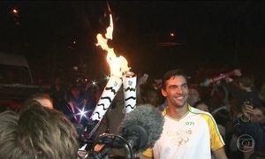 Tocha Olímpica chega ao Paraná