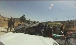 Na Cisjordânia, palestino abre fogo contra carro e mata israelense