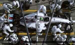 Confira a mágica da Fórmula 1 para bater recordes de rapidez nos boxes