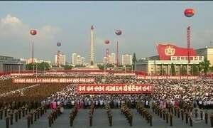 Coreia do Norte suspende comunicação com Estados Unidos na ONU