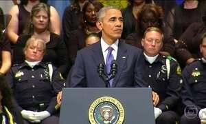 Obama vai ao funeral de cinco policiais assassinados em Dallas