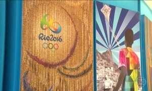 Comitê lança os pôsteres oficiais da Olimpíada do Rio
