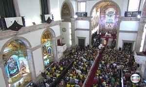 Recife celebra o dia de Nossa Senhora do Carmo