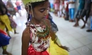 Projeto que reúne música e história alegra crianças e adolescentes no Maranhão