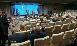 UE e EUA advertem turcos para não exagerarem em reação