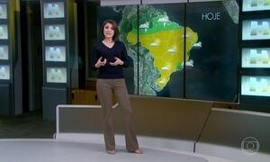 Serra Gaúcha registra sensação térmica de 1ºC