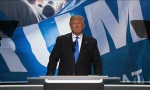 Trump é candidato apesar de três em cada dez delegados votarem contra