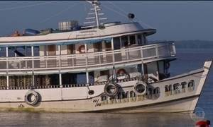 Assaltos e roubos a embarcações em rios do Norte do país preocupam população