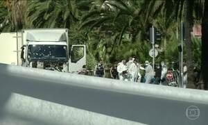 Homem que atropelou 84 pessoas teria recebido ajuda de outras pessoas