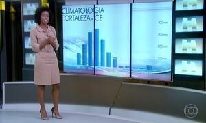 Confira previsão do tempo para todo Brasil