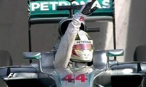 Pela quinta vez, Lewis Hamilton vence o GP da Hungria de F1