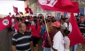 Manifestação em Sergipe marca Dia do Trabalhador do Campo