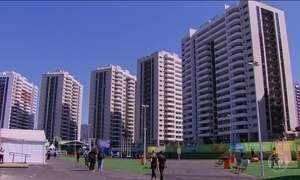 Problemas na Vila Olímpica têm repercussão negativa no exterior