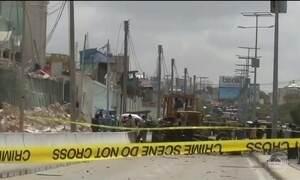 Homens-bomba matam 13 pessoas na Somália