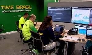 COB monta QG para garantir sucesso do Brasil na Olimpíada