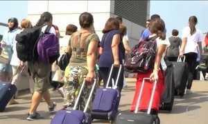 Terrorismo já afeta turismo na França