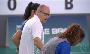 Dinamarquês é técnico da seleção brasileira feminina de handebol