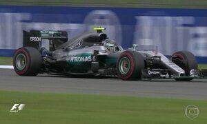 Nico Rosberg faz o melhor tempo no primeiro treino para o GP da Alemanha