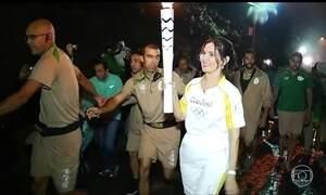 Tocha Olímpica passa por mais seis cidades do Rio de Janeiro
