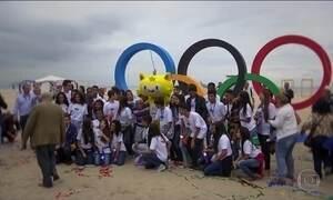 O Rio está em contagem regressiva para os Jogos