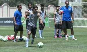 Marcada por guerras, a seleção de futebol do Iraque promete ser um destaque nos jogos