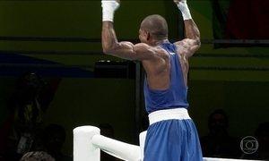 Brasil conquista uma medalha olímpica no boxe