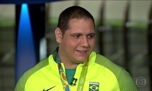 Rafael Silva avalia a participação do Brasil no judô olímpico